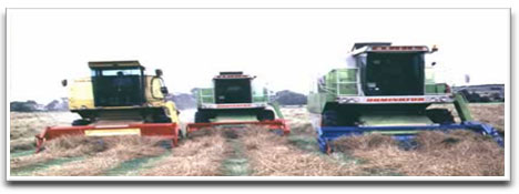 image of combines